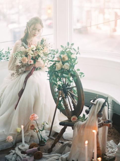 Briar Rose Wedding