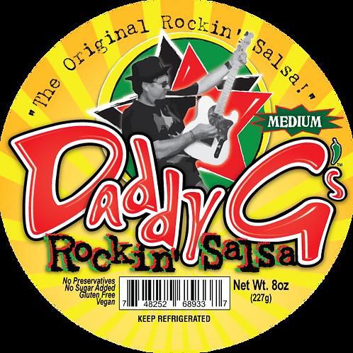 Rockin' Salsa