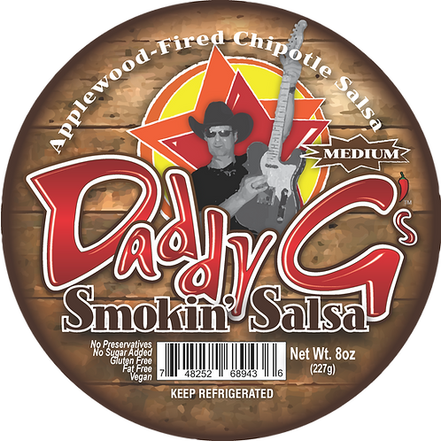 Smokin' Salsa