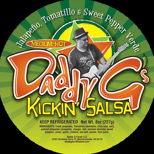 Kickin' Salsa