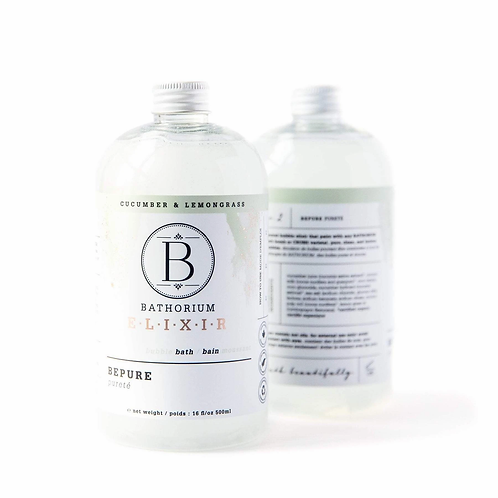 BePure Bubble Elixir