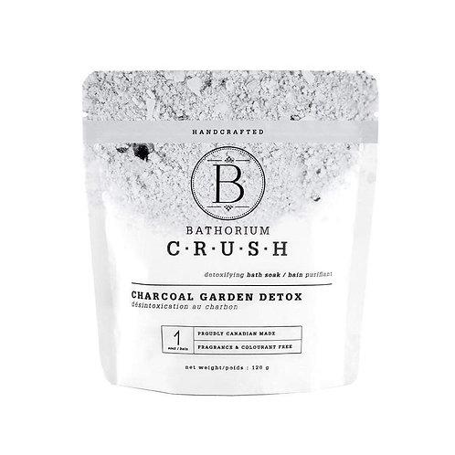 Charcoal Garden Detox -120g