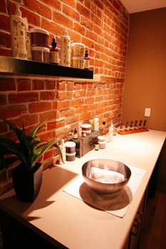 Treatment Room- Backbar