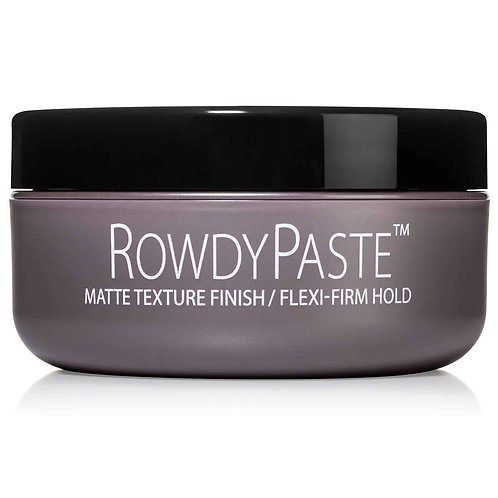 Rowdy Paste Matte Texture Finish