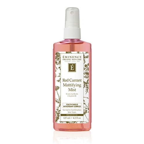 Red Currant Mattifying Mist