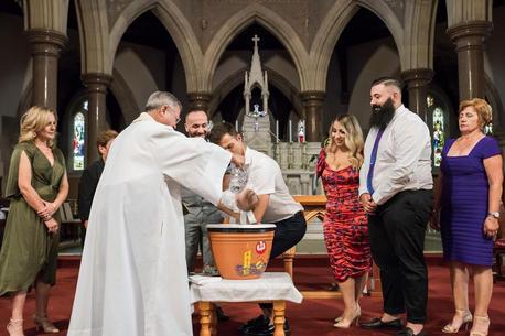 Baptism - Alex