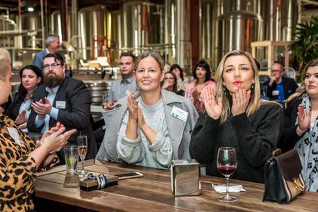 VIC Networking & State Finalist  Reveal Night -  Australia Marketing Institute
