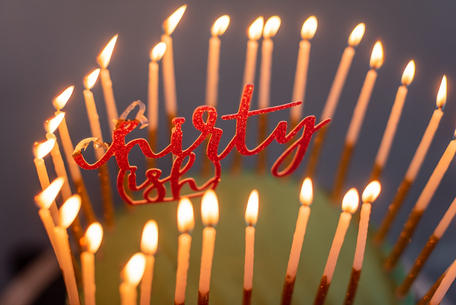 30th Birthday - Daria