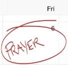 Prayer Fridays - I'll Pray For You