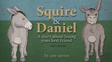 Talking to Children About Loss Through the Mouths of Donkeys