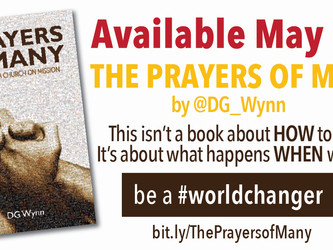 Available May 1st - The Prayers of Many!!!