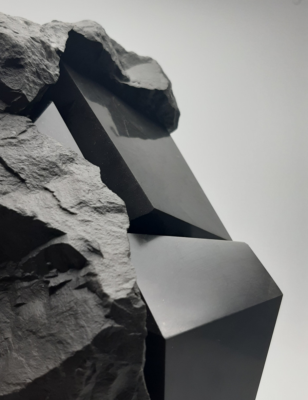 Osterns Quarry Greywacke Bunker XXVIII (Detail)