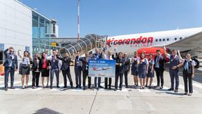 Une nouvelle compagnie aérienne lancée à l'EuroAirport