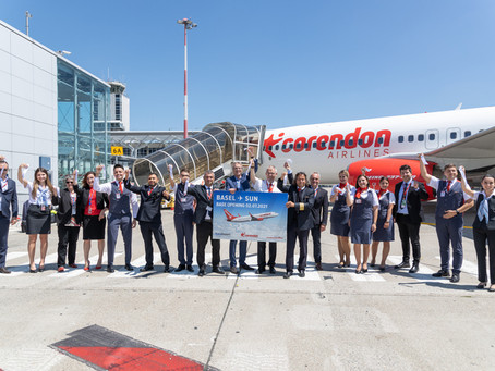 Neue Airline am EuroAirport gestartet