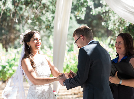 What does an officiant do?