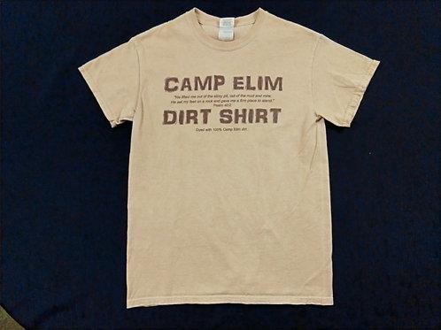 Camp Elim Dirt Shirt
