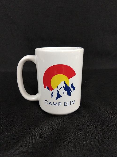 Camp Elim Colorado Mug