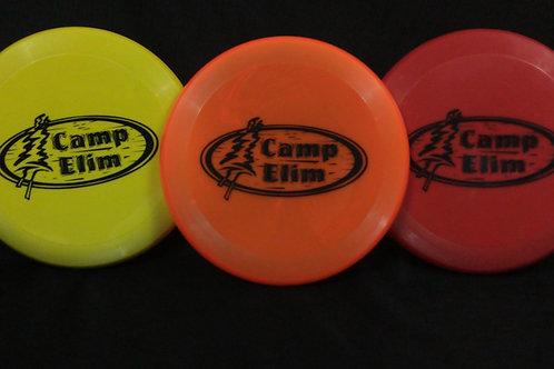 Camp Elim Frisbee