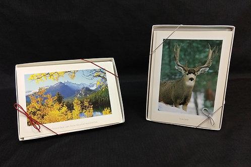 Colorado Wildlife/Scenery Notecards