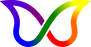 Adult ADHD butterfly icon