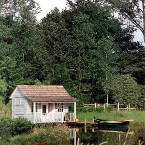 Cabane du petit pêcheur