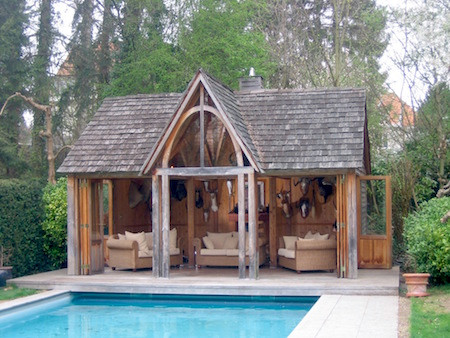 Poolhouse Tervuren