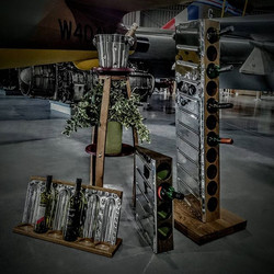 The wine rack collection, the perfect centre pieces to display your prized fine wines.jpgHand polish
