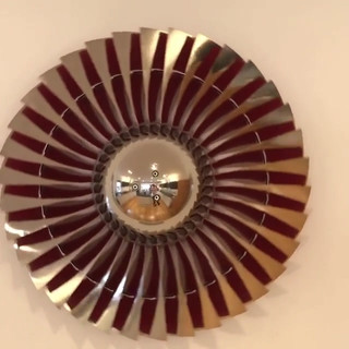 Tornado LP1 compressor disc