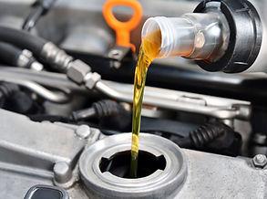 Frisches Motoröl
