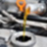 huile moteur frais