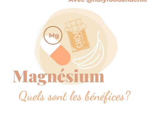 Le magnésium, bienfaits et sources naturelles dans l'alimentation