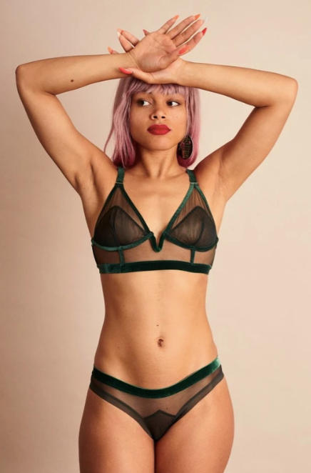 The underargument, lingerie éco-responsable