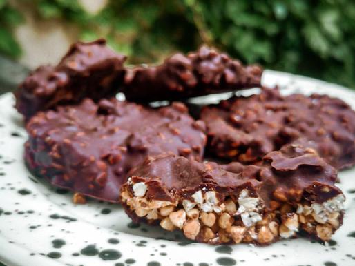 Palets sarrasin au chocolat