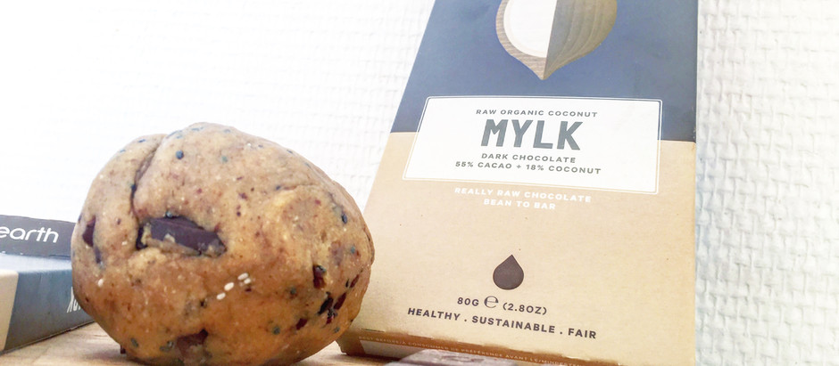 Le chocolat cru de Loving earth