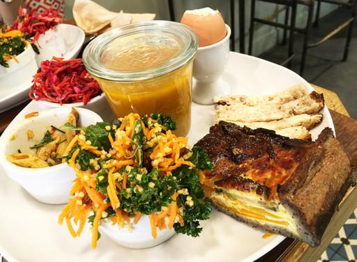 Brunch healthy : Mûre Restaurant