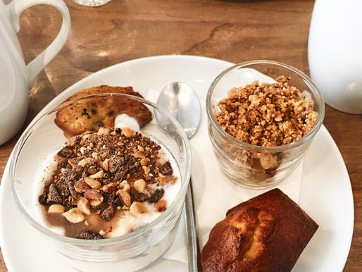 Brunch healthy à Paris : Café Pinson