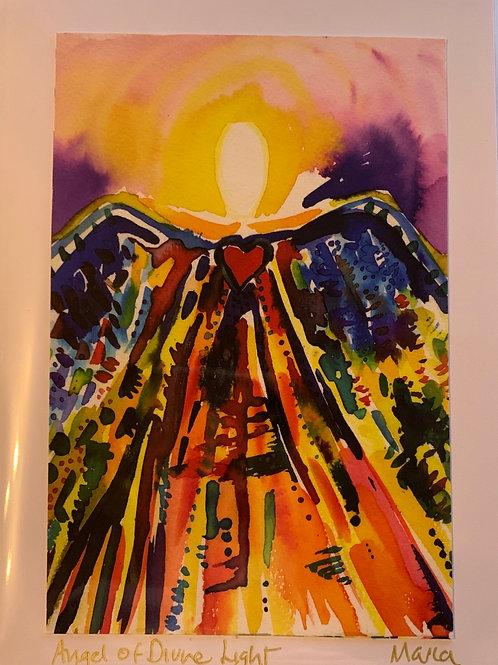 Angel of Divine Light