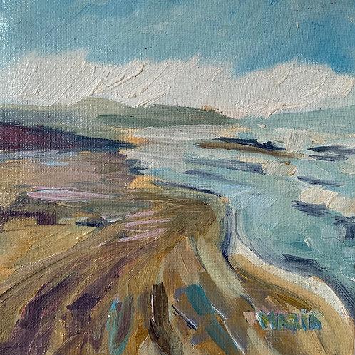 Atmospheric Day  Portstewart Beach