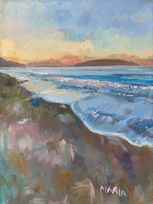 Sundown, Portstewart Beach