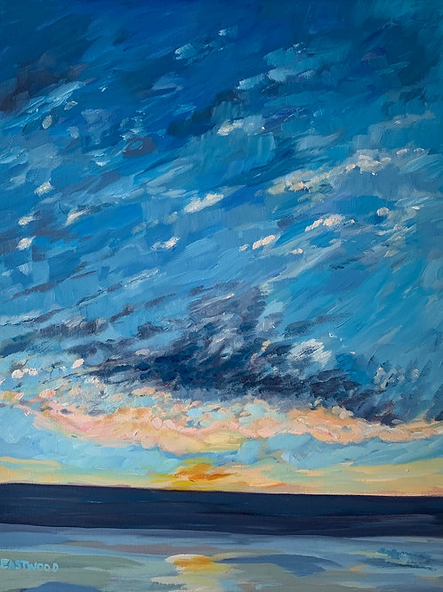 Sunset Sky, Portstewart Strand