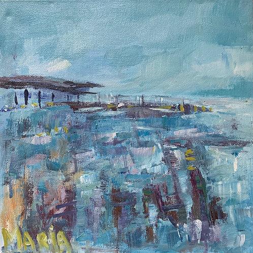 Tides In, Portstewart Beach