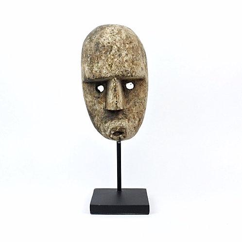 Houten masker -Bauro