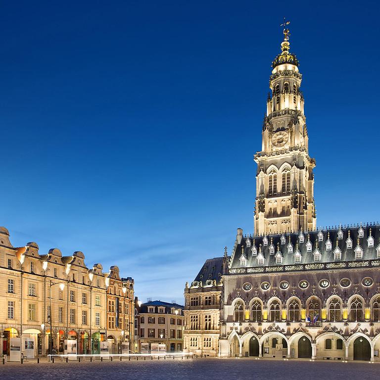 Village des associations à Arras