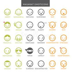 Masarat Emoticons