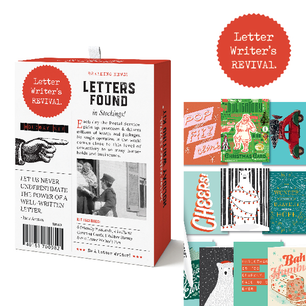 Letter Writer's Revival Holiday