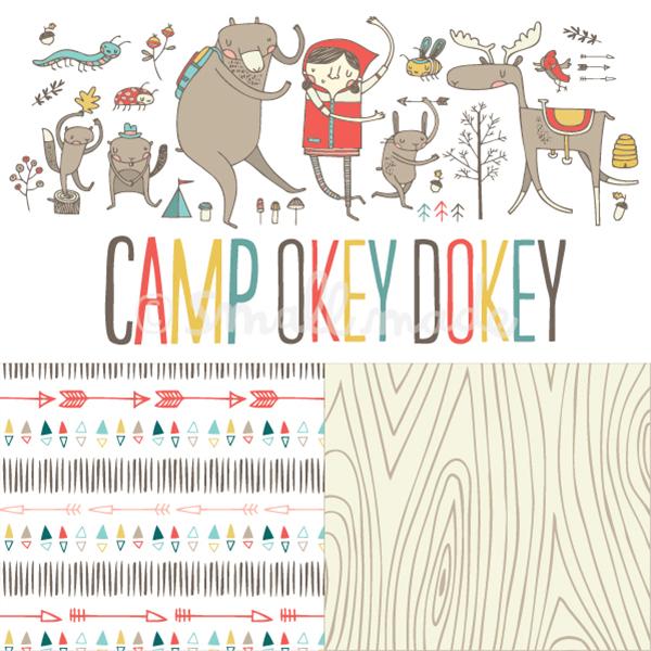 Camp Okey Dokey, Nicole LaRue