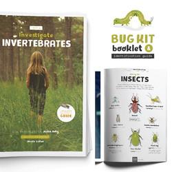 Go WIld Bug Kit Booklet