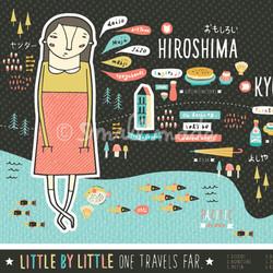 An Adventure in Japan, Nicole LaRue