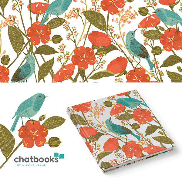 Chatbooks Botanical