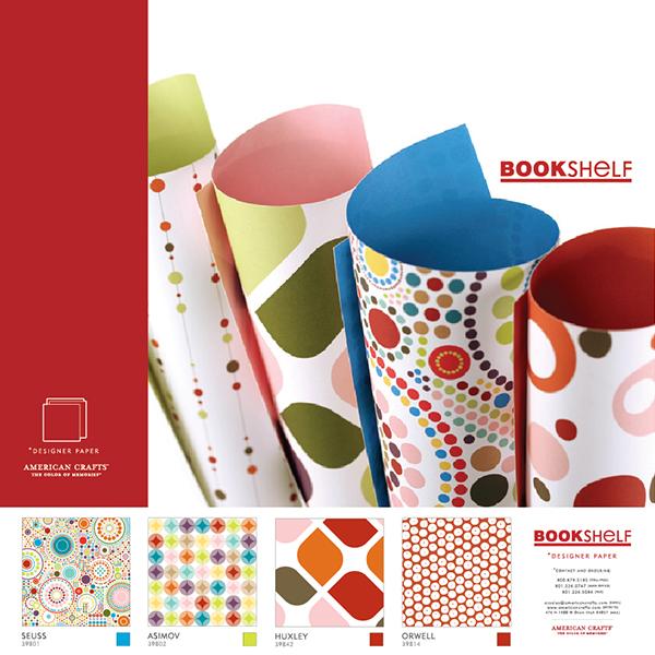 Bookshelf Paper Catalog